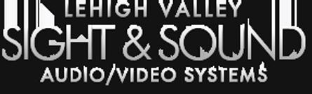 Lehigh Valley Sight & Sound Logo